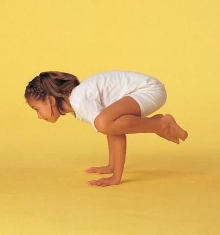 йога для детей в Витебске